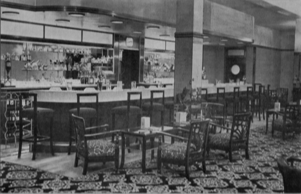 Ouzel Galley Bar