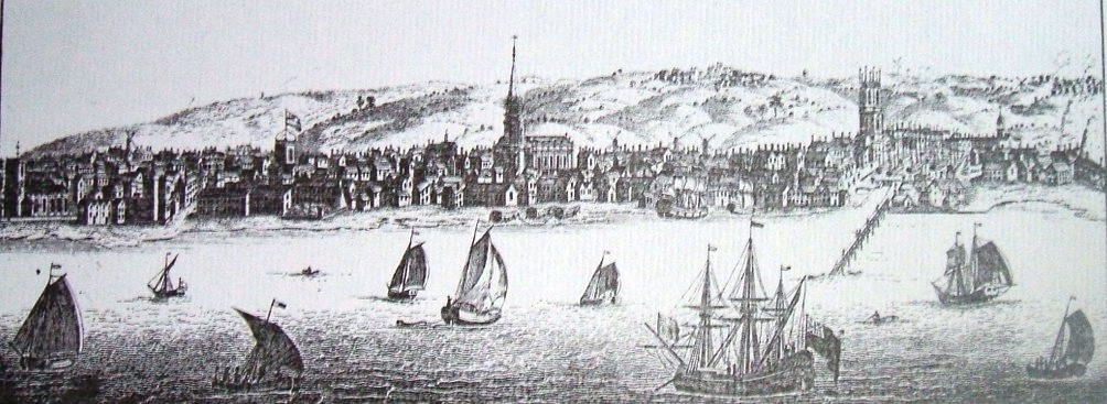 Liverpool in the 18th century