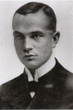 Johannes Lohs, captain of UC75.