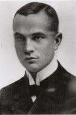 Johannes Lohs, captain of UC75.