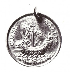 Ouzel Galley Society Medal