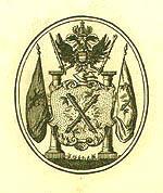 Oostendse Compagnie-crest-1723