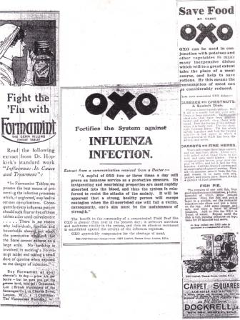 The OXO Empire had the cure.