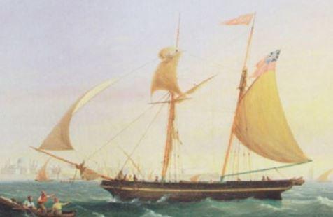 A Bristol schooner.